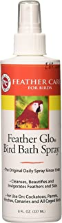 Miracle Care Feather Feather Glo Bird Bath Spray