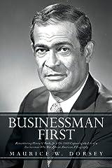Businessman First Paperback