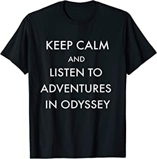 Keep Calm and Listen to Adventures in Odyssey
