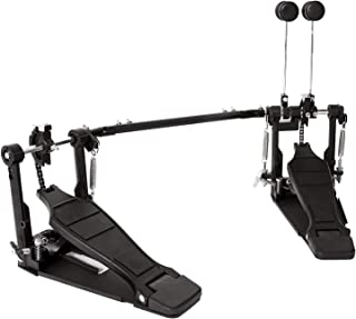 LAGRIMA Drum Pedal Double Bass Dual Foot Kick Pedal Percussion Single Chain Drive