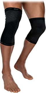 McDavid Crossfit Knee Sleeves: Dual Layer Compression Knee Sleeves for Powerlifting & X Fitness - Provides Support & Compr...