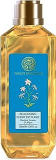 Forest Essentials Silkening Shower Wash Madurai Jasmine & Mogra 130ml (Body Wash)