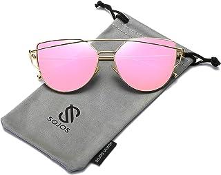 Sportswear Eyeglass For Women Womens Vintage Cat Eye Sunglasses Big Frame Sunglasses Sports Eyeglass YOcheerful