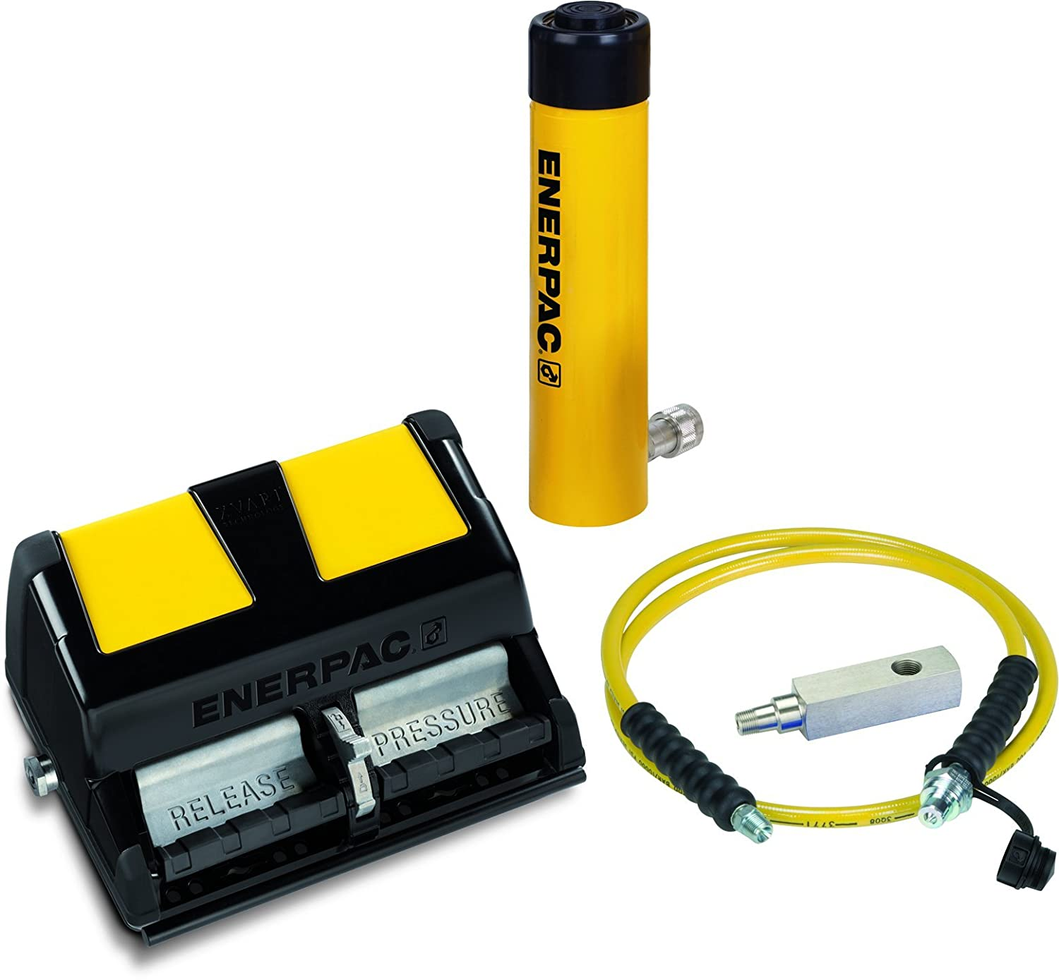 Enerpac SCH-603XA Cylinder and Pump RCH-603 Sale Special Price with Ranking TOP12 Set an