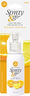 Air Scense Spray & Go - 6 Pack (Citrus)