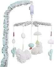 llama nursery mobile