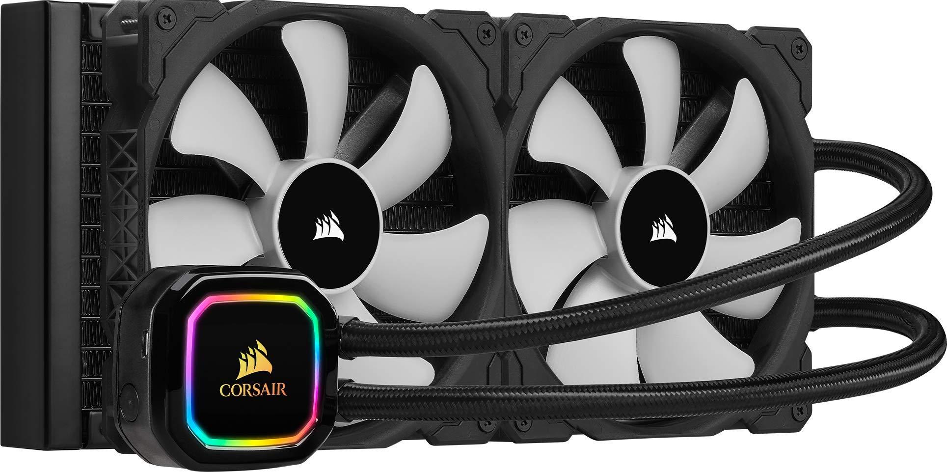 Corsair iCUE H115i RGB Pro XT Refrigerador Líquido para CPU ...