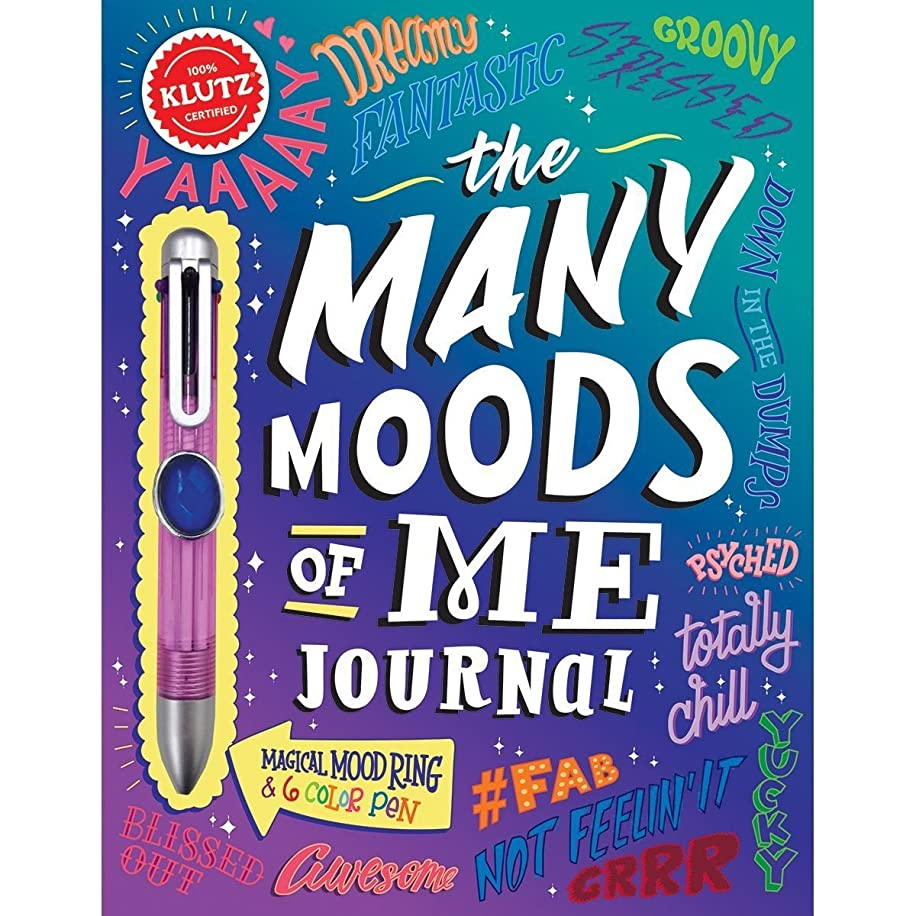 Many Moods of Me Book Kit-