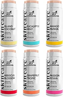 ArtNaturals Lip Balm Moisturizers Solid, 0.15 oz