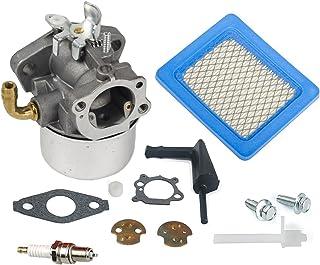 Beehive Filter R/éservoir de Carburant et carburateur pour Briggs /& Stratton 499809 498809A 494406 Tondeuse /à Gazon