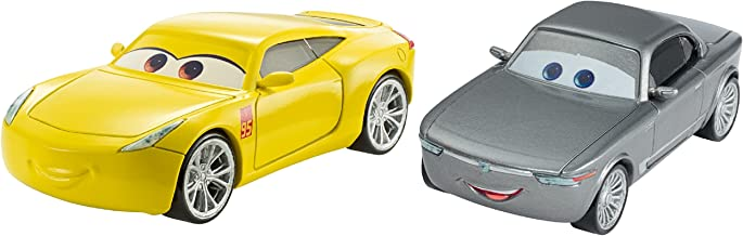 Disney Pixar Cars 3: Sterling & Cruz Ramirez Die-cast Vehicle 2-Pack