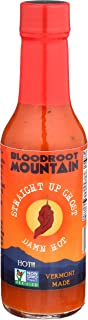 Bloodroot Mountain, Sauce Hot Straight Up Ghost Sauce, 5 Ounce