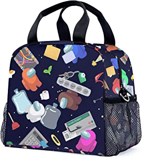 Imposter Lunch Bag Insulated Lunch Box for Women Picnic