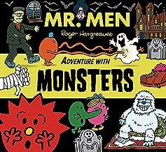 Mr. Men Adventure with Monsters (Mr. Men & Little Miss Adventure Series)