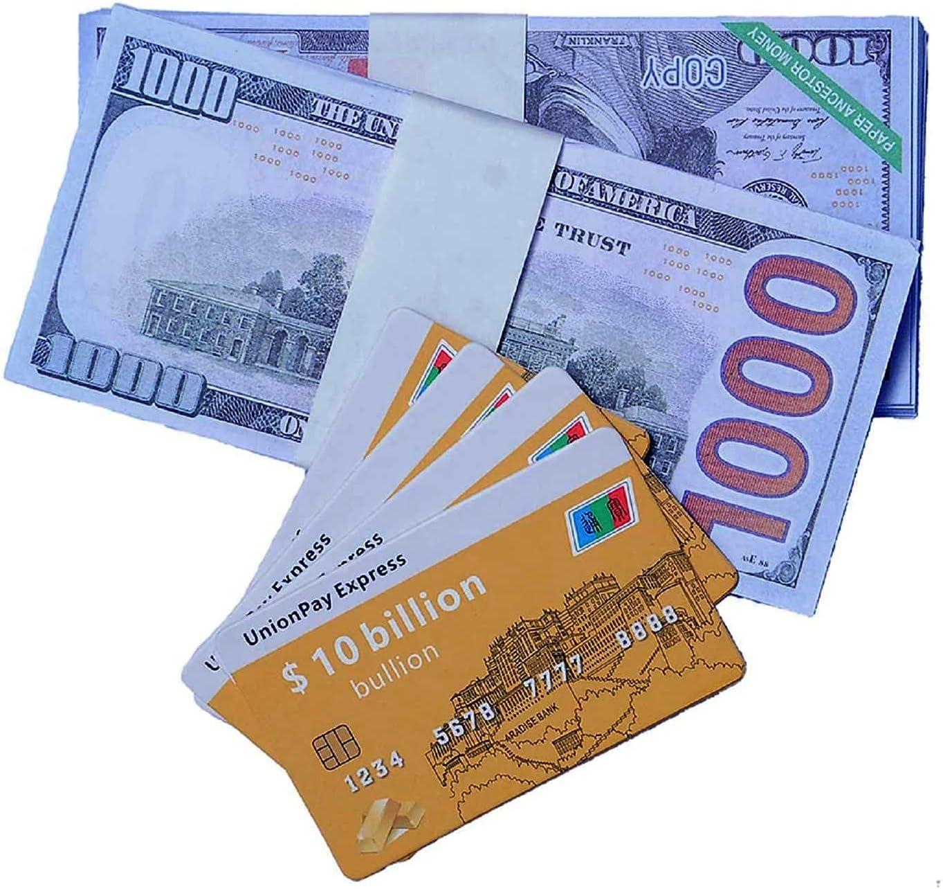 Ancestor Money Popular brand in the world Credit Card 160 Paper Joss Financial sales sale Piece