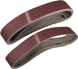 Bandas de lija BOHRFUX 20 unidades, 50 x 686 mm, grano P40