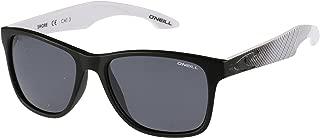 Polarized Wayfarer Sunglasses, Matte Brown