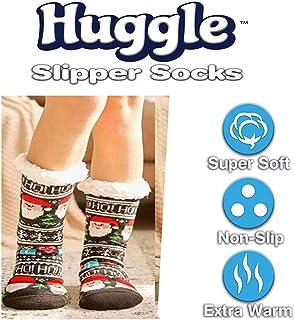 Huggle Slipper Socks Wool