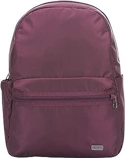 Daysafe Backpack - Everyday Anti-Theft Backpack - Navy Polka Dot