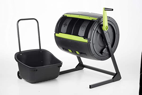 RSI MCT MC Maze Compost Tumbler Black