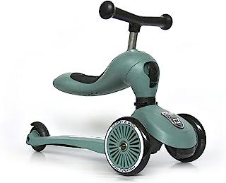 Scoot & Ride - Highwaykick 1 - Forest - Scooter met zitting.