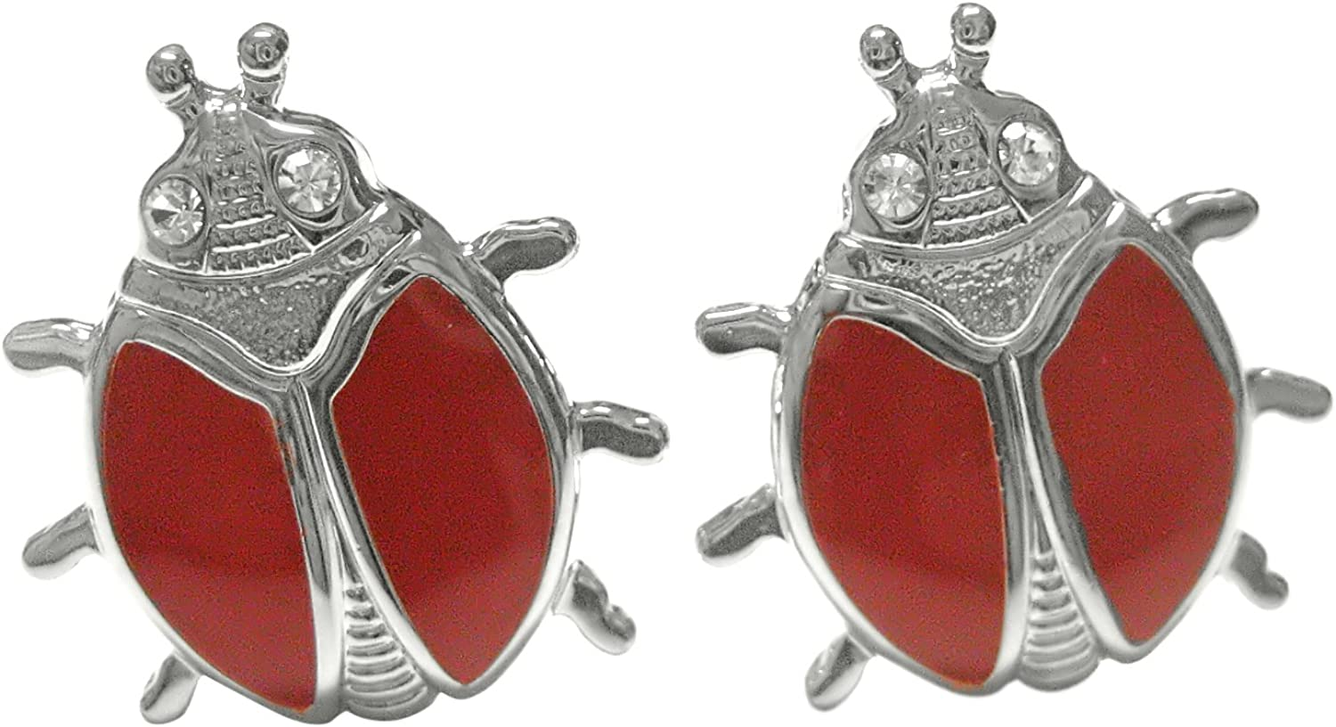 Time sale The Bug Cufflinks Courier shipping free