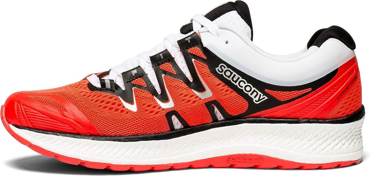 弾薬絶滅させるぶら下がるSaucony(サッカニー) レディース 女性用 シューズ 靴 スニーカー 運動靴 Triumph ISO 4 - Vizi Red/Black/White [並行輸入品]