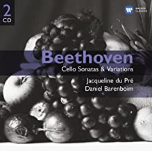 Beethoven Cello Sonatas Variations