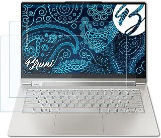 Bruni Beschermfolie compatibel met Lenovo Yoga 9i 14 inch Folie, zonneklaar Schermfolie (2X)