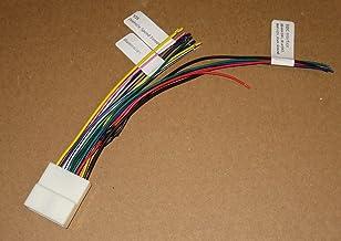 20-pin Subaru/Nissan Headunit/Radio Wiring Harness with Steering Wheel Switch Wires