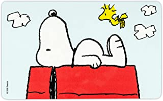 Snoopy Plank, 23,5 x 14,5 cm, ontbijtplank snijplank, de Peanuts