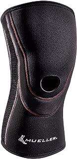 Mueller Sports Medicine Breathable Open Patella Knee Sleeve, X-Large, 0.50 Pound