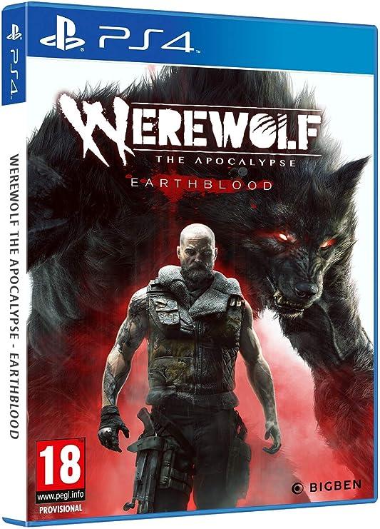 Werewolf The Apocalypse: Earthblood - PS4 [Versión Española]