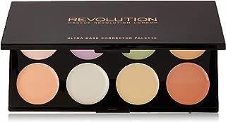Makeup Revolution London Ultra Base Corrector Palette, 13g
