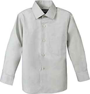 041cbfb3958 Amazon.com  Greys Boys  Dress   Button-Down Shirts