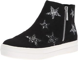 حذاء رياضي للبنات من NINA jacqi ، أسود، مقاس 9 متوسط أمريكي للأطفال الصغار