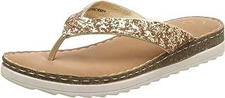 Catwalk Women's Glitter Detail Slip Ons