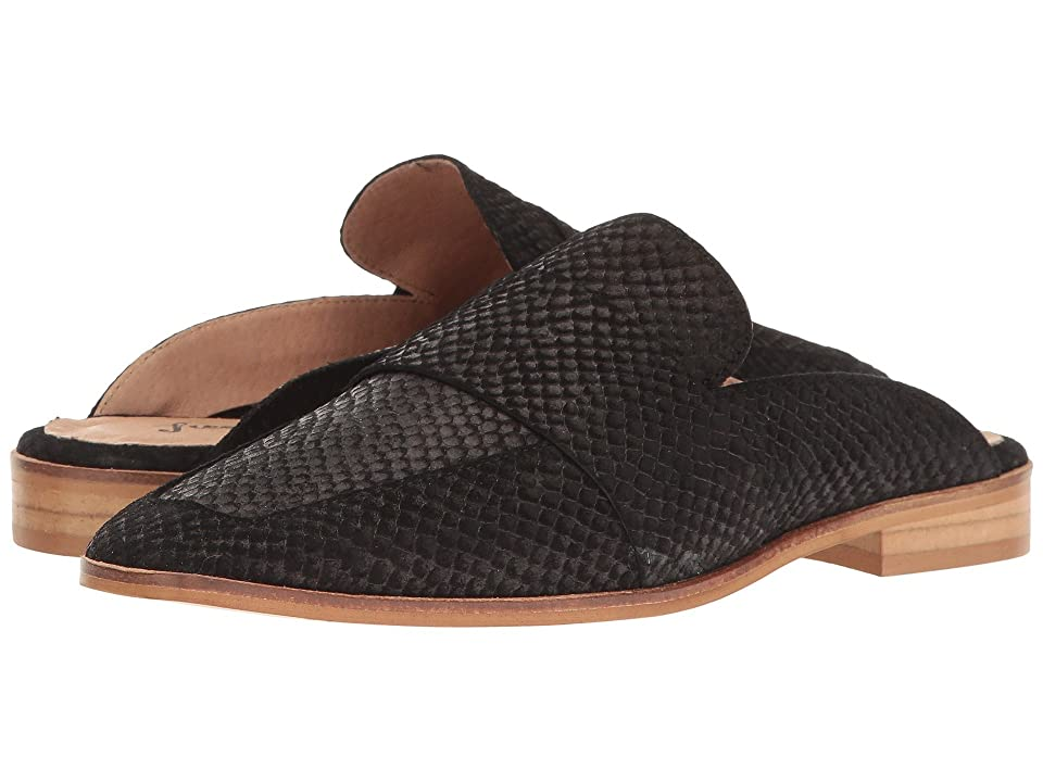 Free People At Ease Loafer (Black) Women