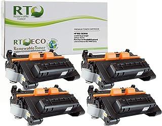 Renewable Toner Compatible Toner Cartridge Replacement for HP 90A CE390A M601 M601n M601dn  ( Black , 4 pk )