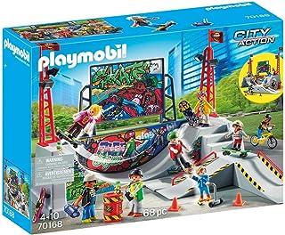 PLAYMOBIL Skate Track 70168