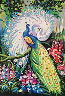 BJBJBJ 1000 Pieces of Wooden Puzzles Adult Jigsaw Wooden Jigsaw-Two Peacocks-Children's Art Leisure Game Fun Toy Gift Suitable for Family Friends
