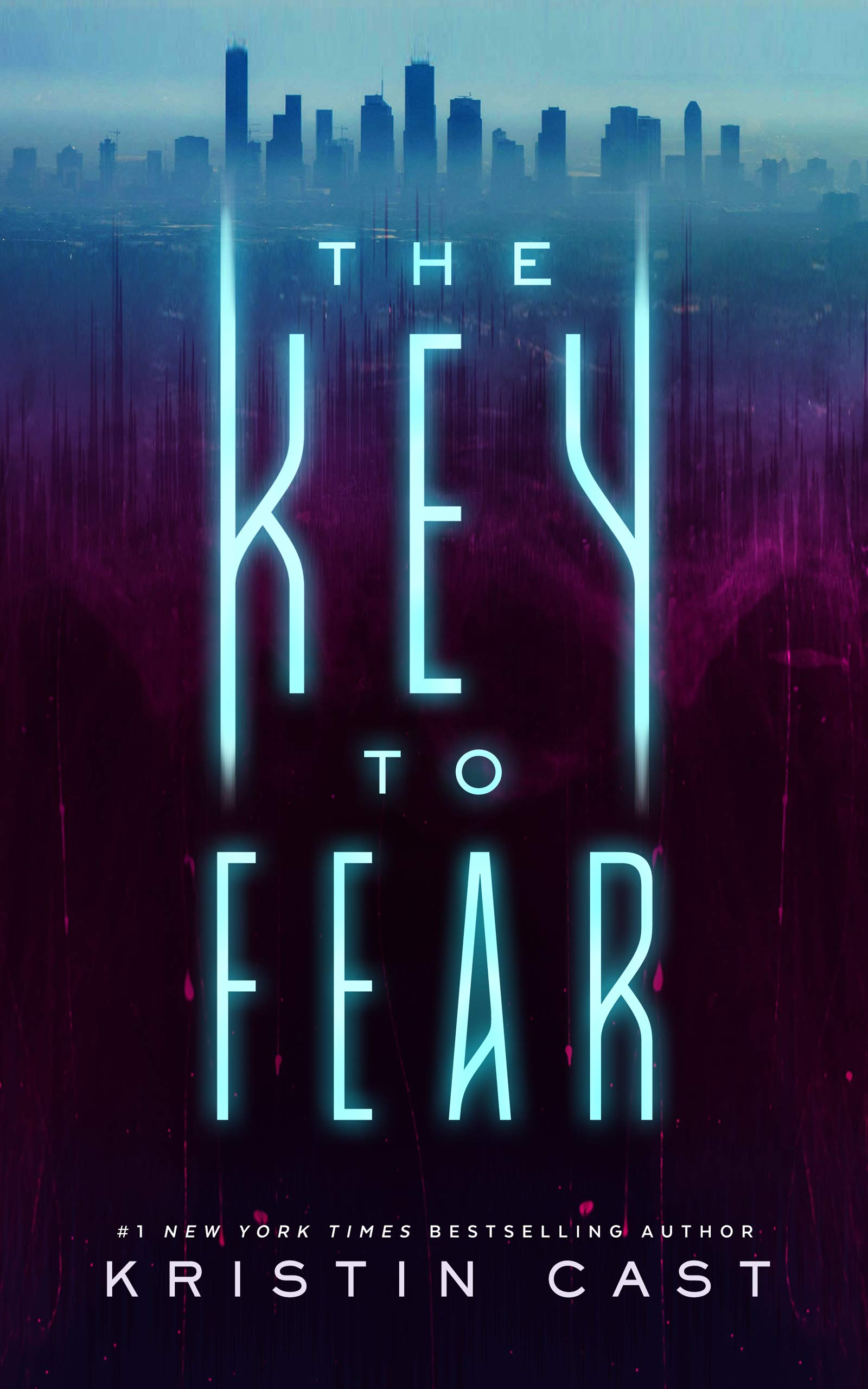 The Key to Fear (The Key Series Book 1)