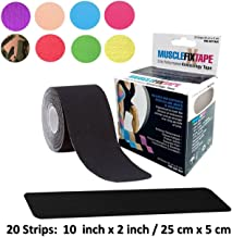 Best kinetic tape knee cap Reviews