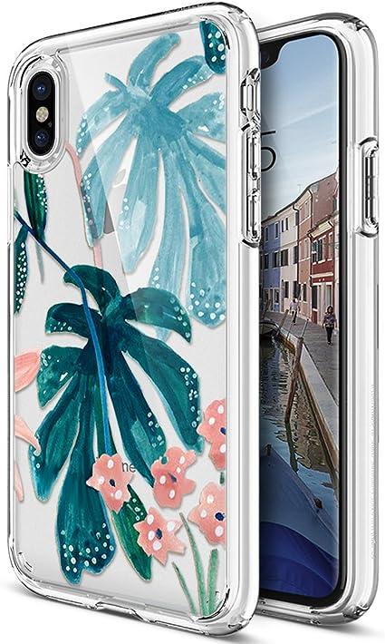 Cover iPhone X,Custodia iPhone X,ikasus disegno colorato Pitture ...
