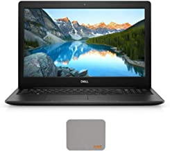 2020 Newest Dell 15 3000 Premium PC Laptop: 15.6 HD Display, AMD Dual-Core A9 Processor, 8GB Ram, 128GB SSD, WiFi, Bluetooth, Webcam, MaxxAudio, HDMI, Win10 Pro , June Mousepad