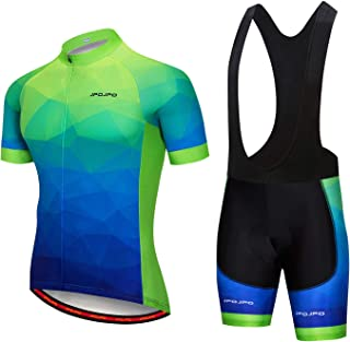 Men's Cycling Jersey,Bike Short Sleeve,Breathable Bicycle Clothing, Comfortable Quick Dry