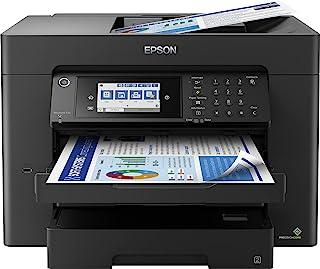 Epson WorkForce WF-7840DTW multifunctioneel apparaat 4-in-1: Duplexprinter/scanner/kopieer/fax, documententinvoer, A3+, kl...