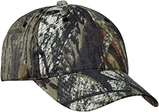Upscale Camo Camouflage Cotton Poly Adjustable Hat Caps- Real Tree Hardwoods