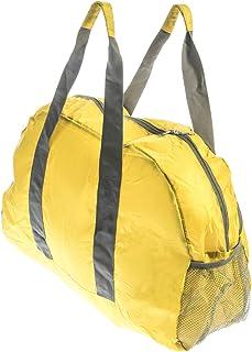 SE Yellow Collapsible Duffel Bag - BG-DB103Y