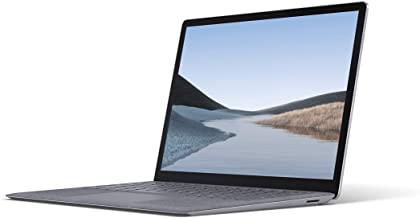 "Microsoft Surface Laptop 3 – 13.5"" Touch-Screen – Intel Core i7 - 16GB Memory - 512GB Solid State Drive (Latest Model) – Platinum with Alcantara"